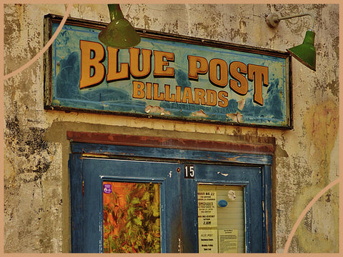 Blue Post Billiards