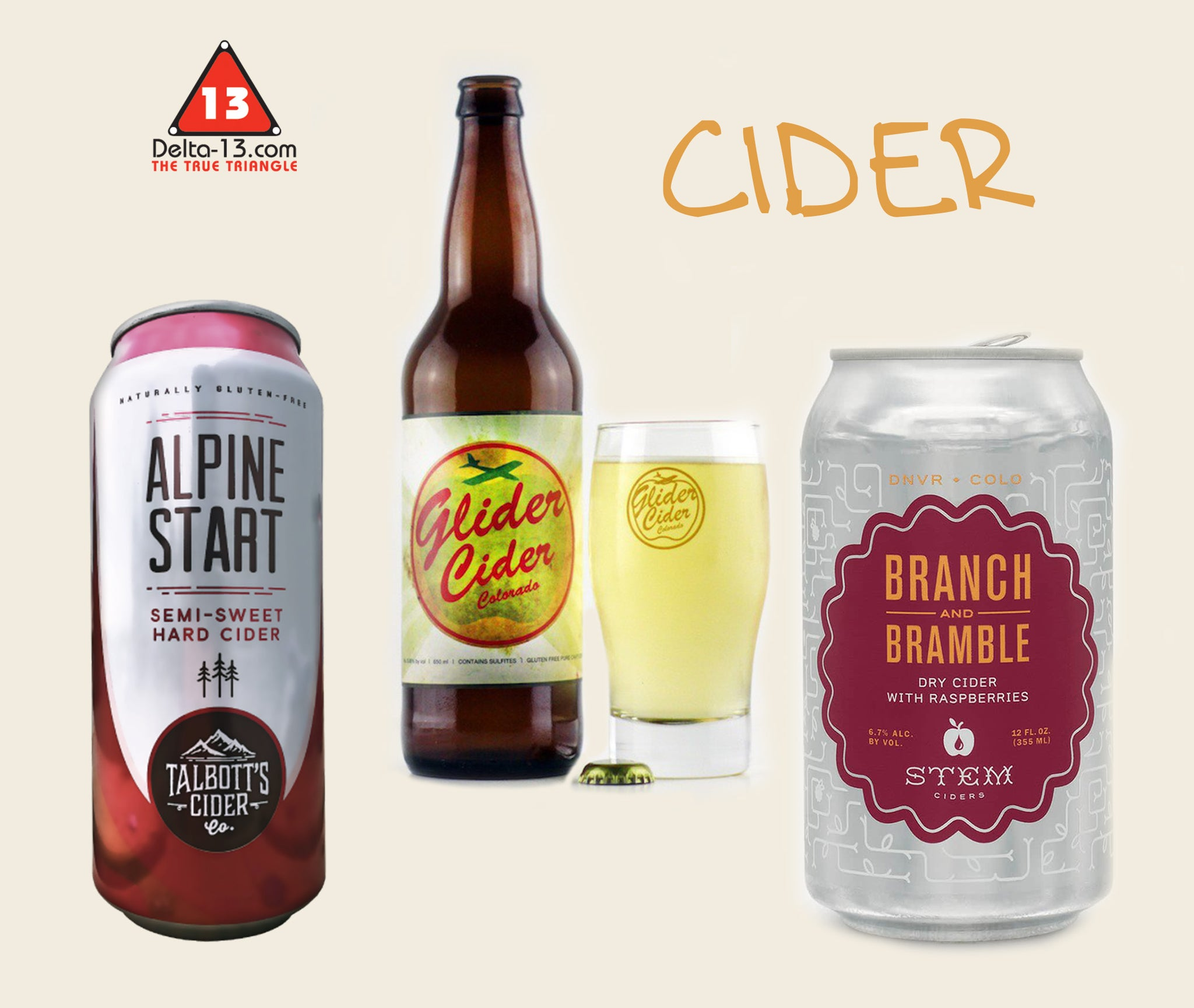 Colorado Cider Beers