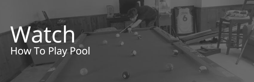 How To Play Pool With Jaden Dupree Delta - How to play pool table