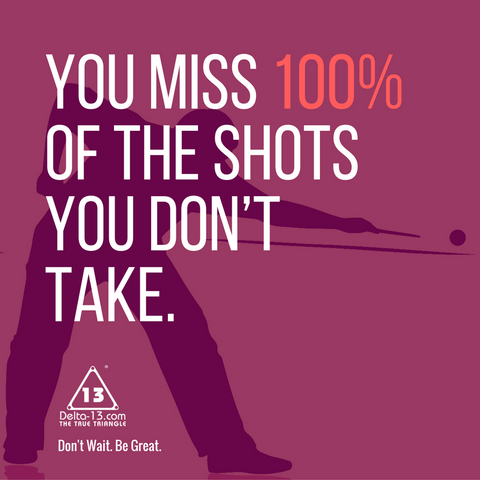 take the shot
