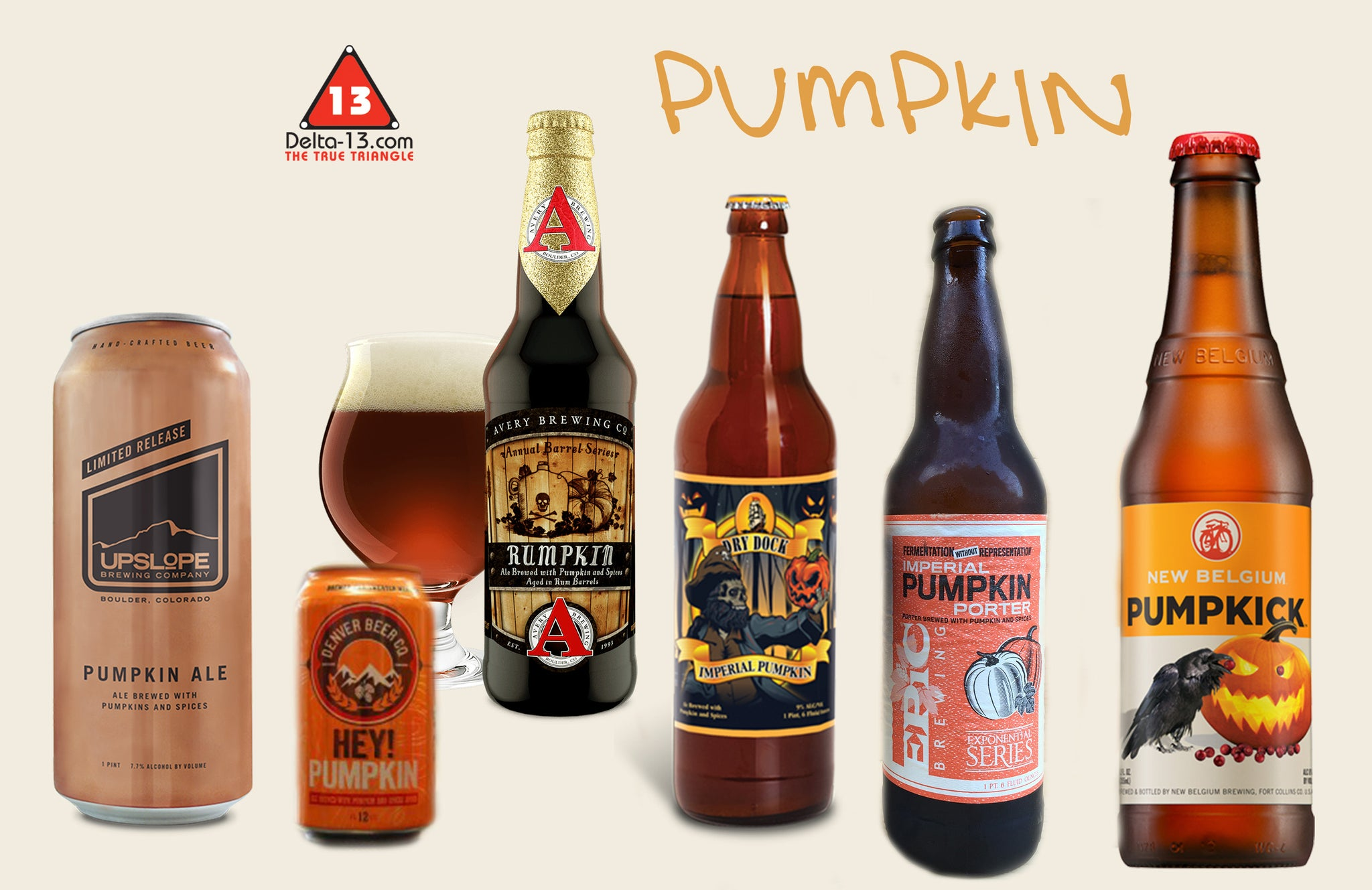 Colorado Pumpkin Beers