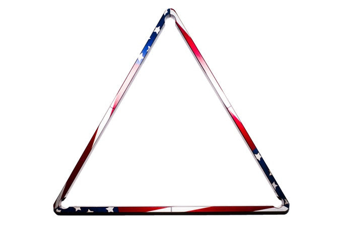 Delta-13 Patriotic Billiard Rack - Delta-13 - 2