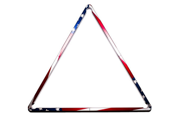 Delta-13 Patriotic Billiard Rack - Delta-13 - 1