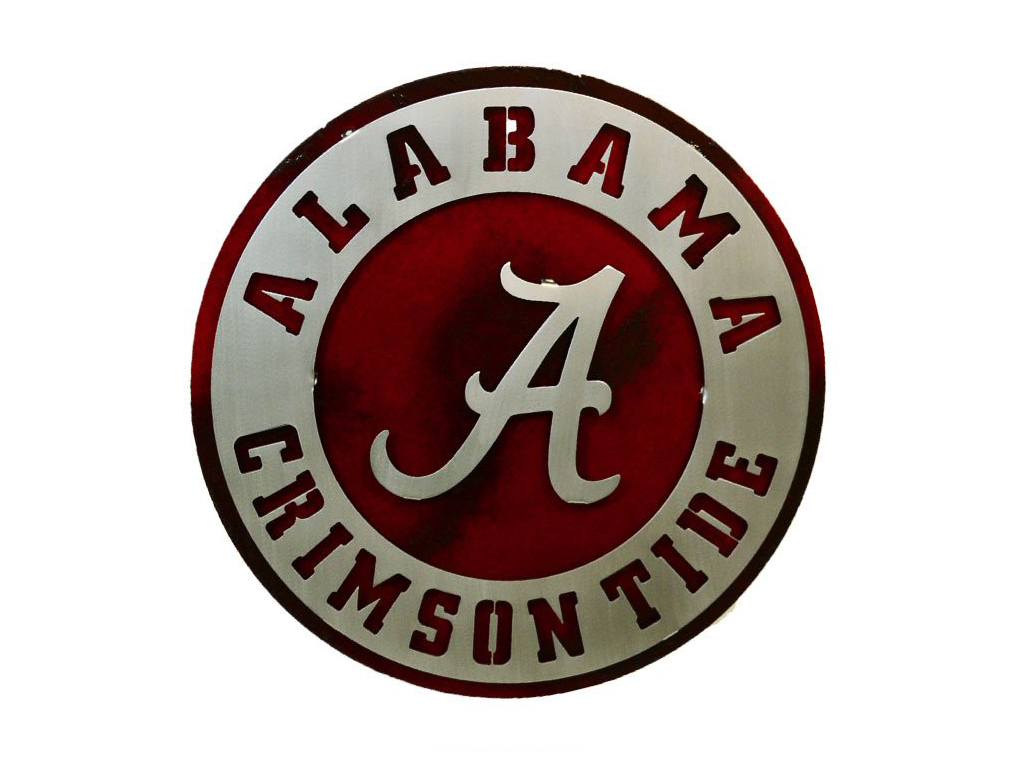 University of Alabama Crest