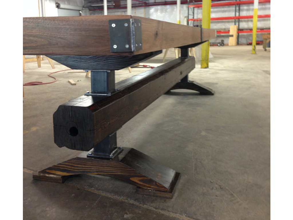 Artisan Shuffleboard Table
