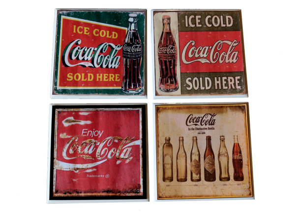 3C Styles and Prints: Coca Cola Coasters