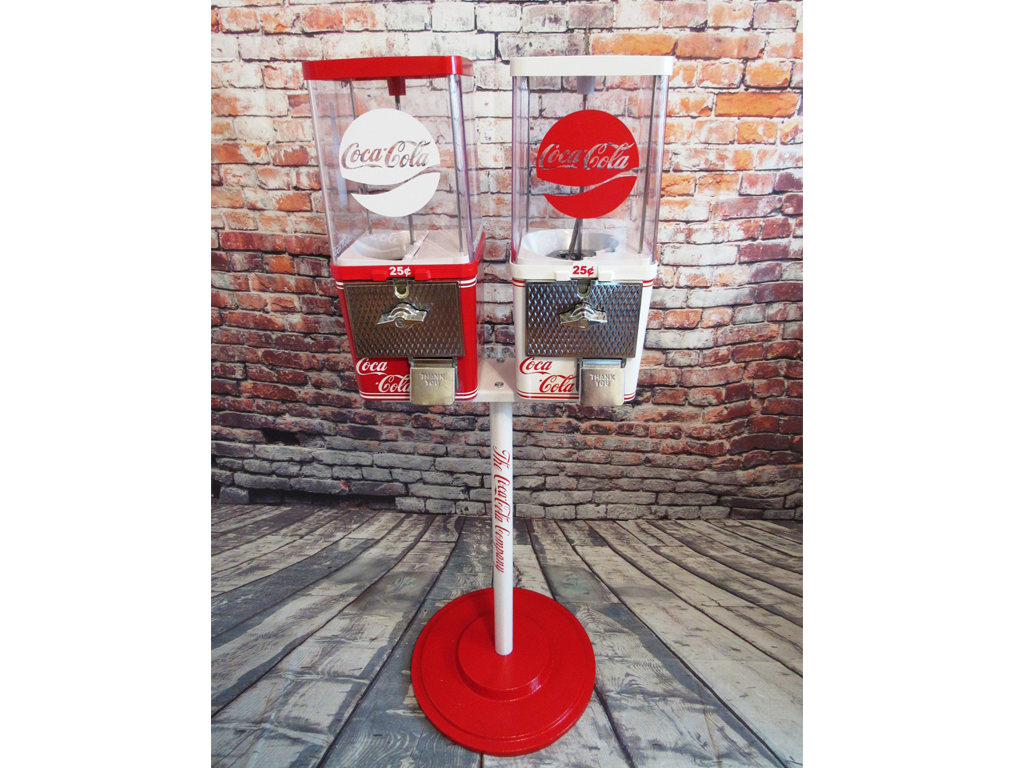 Coca Cola Gumball Machine