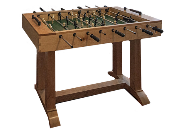 Handmade Foosball Table