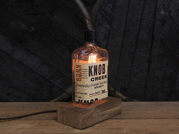 Knob Creek Edison Desk Lamp