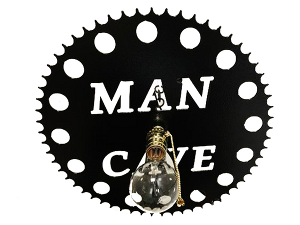 Wow Factor Lighting: Man Cave Beer Bottle Light
