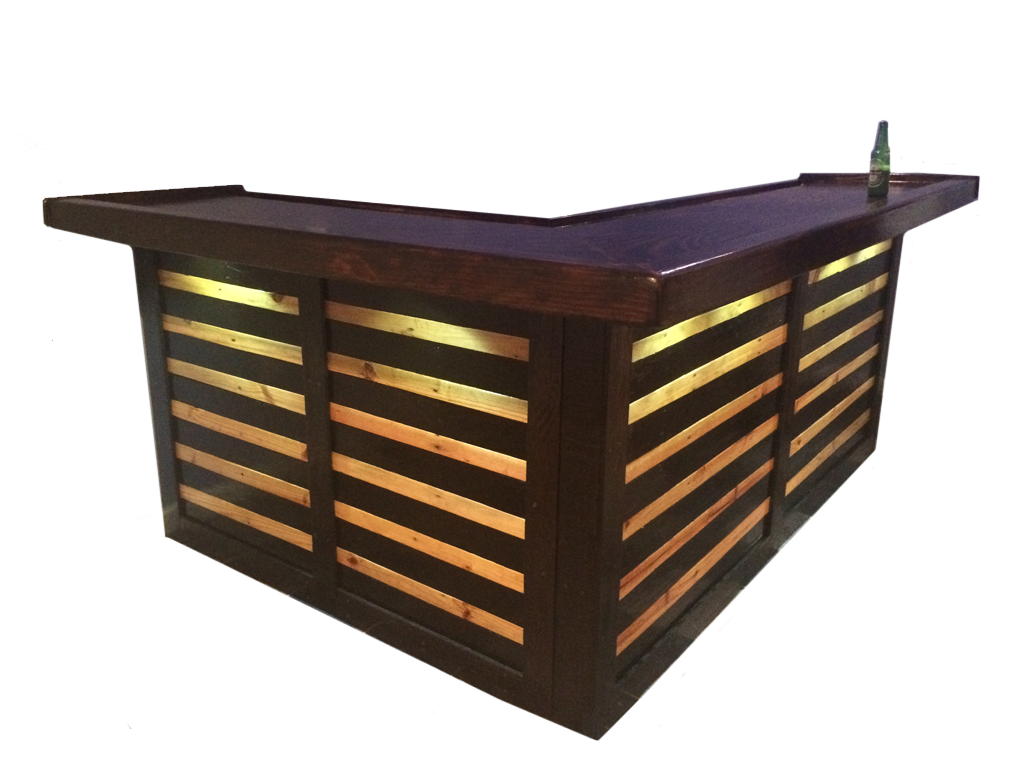 Pallet Bars by Joe: Wood Pallet Bar