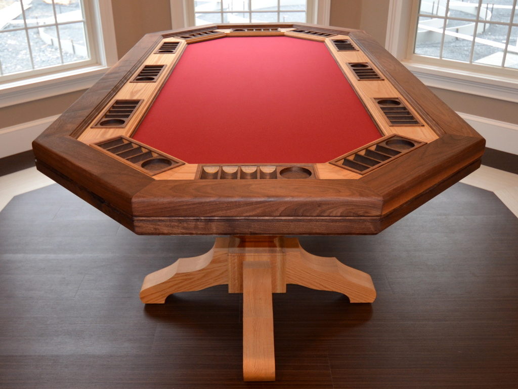 Find Great Deals On Table With Folding Legs Game Tables, Including  Discounts On The Brybelly Holdings GTAB 004 Black Felt Poker Table With.