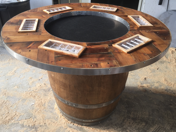 Wood Fire Pit Cover