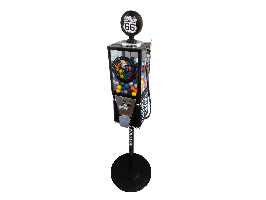 Route 66 Gumball Machine