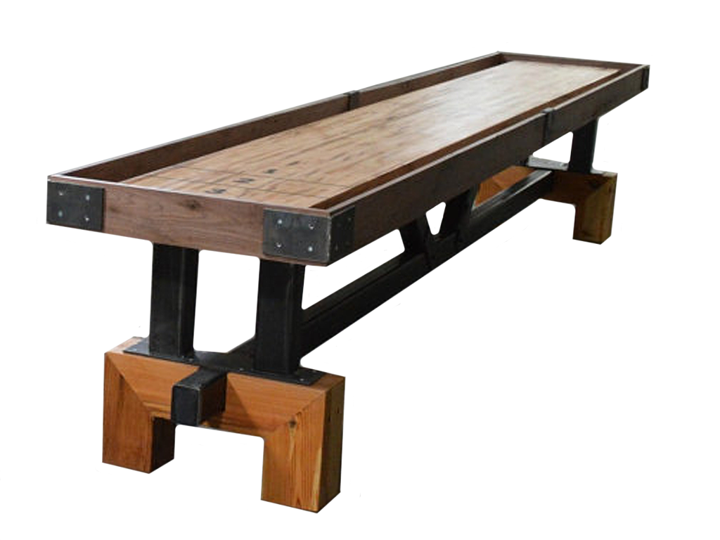 Industrial Farmhouse: Signature Shuffleboard Table