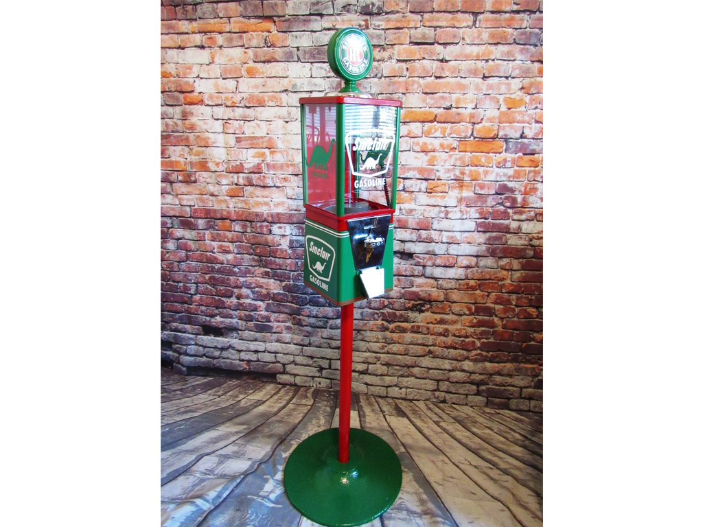 Sinclair Dino Gumball Machine