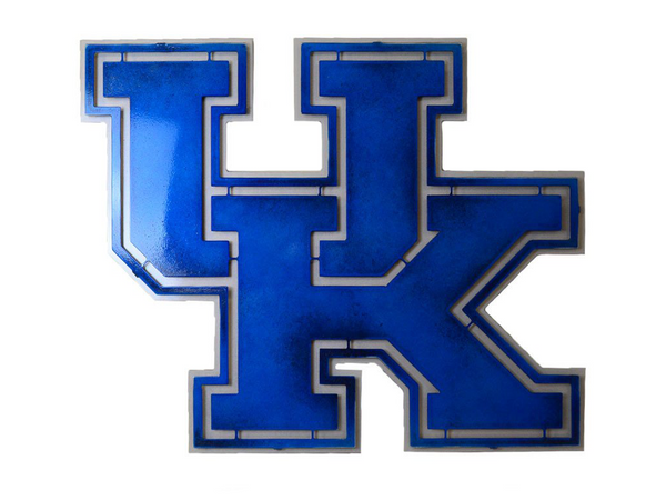 Hex Head: University of Kentucky Letters