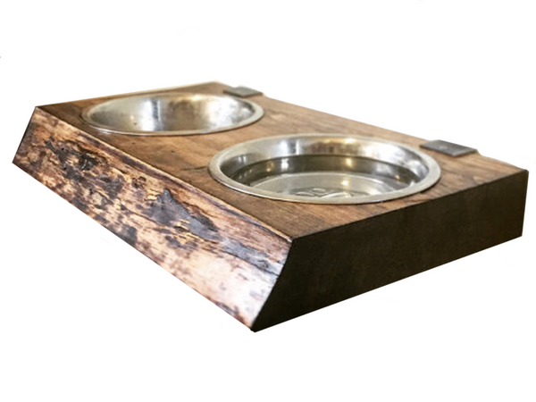 Urban Industrial Design: Elevated Dog Food Holder