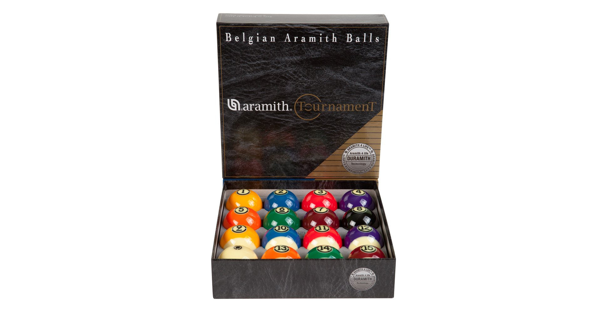 Aramith Tournament Set - Delta-13