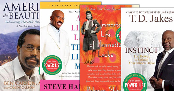 Top Best-Selling Black Non-Fiction Books