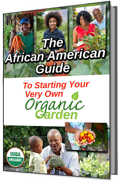 African American Guide to Starting Your Very Own Organic Garden E-Book