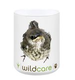 Baby Mockingbird Mug (+$25 donation)