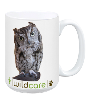 Trill the Screech Owl Mug