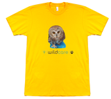 Saw Whet T-shirt (+$25 donation)