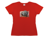 Squirrel in Hands T-shirt (+25 donation)