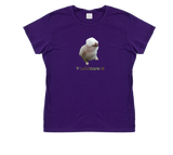 Tiny Screech Owl T-shirt (+$25 donation)