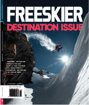 Freeskier Magazine - Keep your body motoring no matter if you're at hour three or 30 of your journey