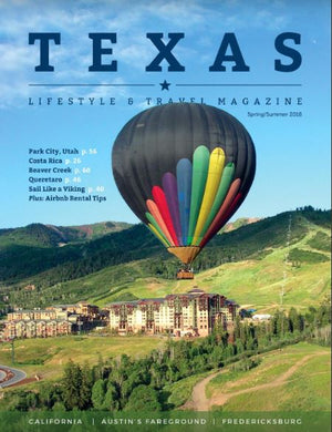 Texas Lifestyle Magazine - When Texans go to the mountains...