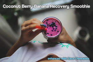 The Ultimate (Workout/Hangover) Recovery Smoothie Recipe