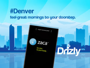drizly launch