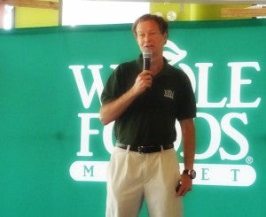 john mackey wholefoods conscious capitalism giving back