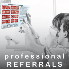 Increase professional referrals!