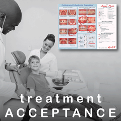 Move more patients to treatment acceptance!