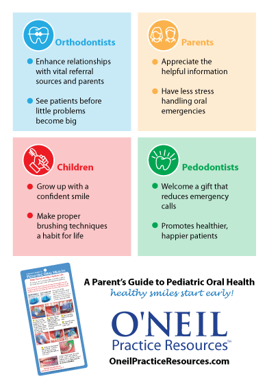 Healthy Smiles Start Early - Pediatric Oral Health guide