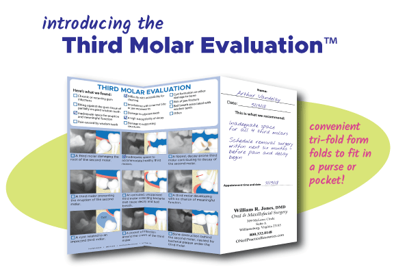 Introducing the Third Molar Evaluation
