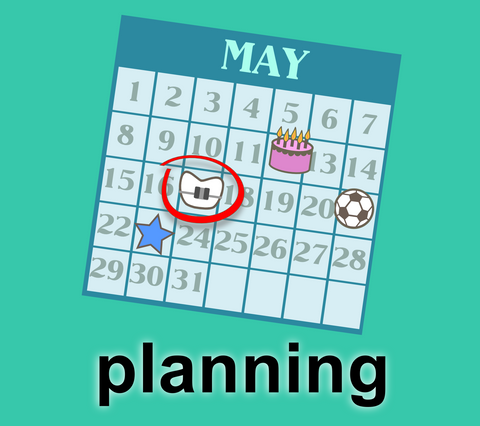 Planning and Scheduling Orthodontic Appointments