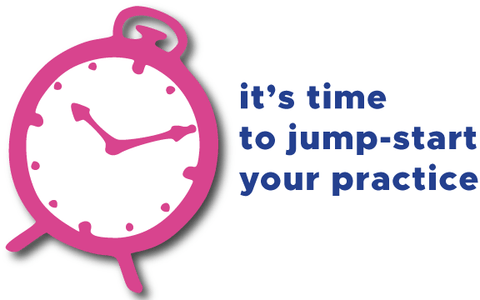 Time to Jump-Start Your Practice