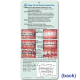 Preventing Problems With Braces