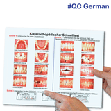 Orthodontic Quick Check In German