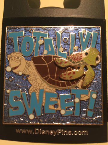 Totally Sweet Crush (Finding Nemo) Pin