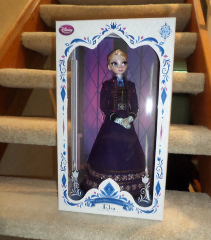 Elsa (Frozen) Limited Edition 5000 Disney Store Doll