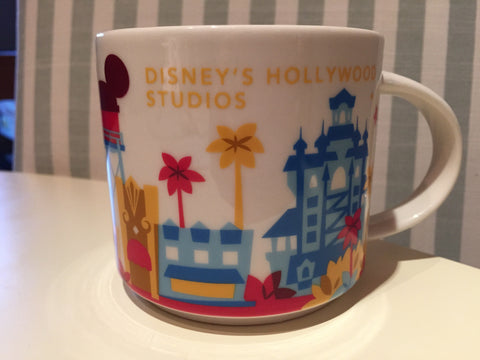 Disney's Hollywood Studios Starbucks Mug (Park exclusive)