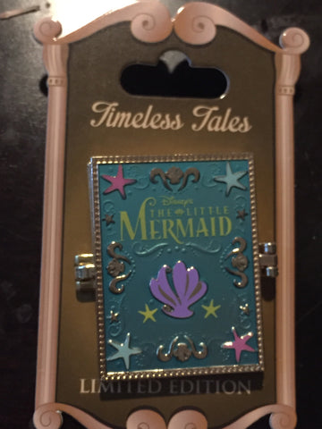 Little Mermaid Timeless Tales LE Pin