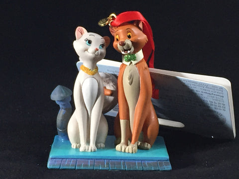 Aristocats Sketchbook Holiday Ornament