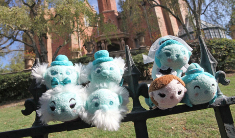 Haunted Mansion Complete Tsum Tsum Set Disney Parks [free ship]