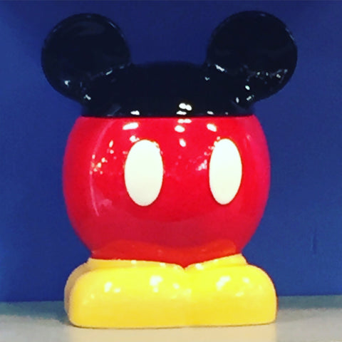 Mickey Mouse 'favorite parts' cookie jar (Disney Parks)